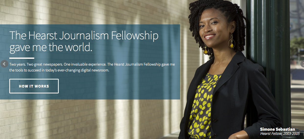 journalism fellowships We've compiled a list of our favorite writing fellowships  17 fantastic writing fellowships for  with five years of professional journalism experience.