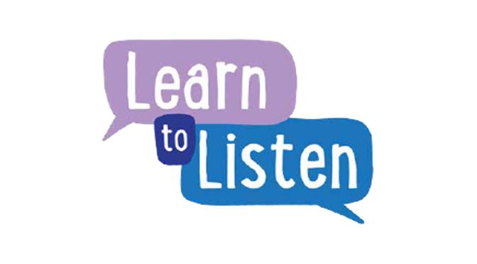 Learn to listen   Mahfouz Adedimeji